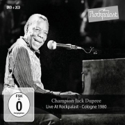 DVD/Blu-ray-Review: Champion Jack Dupree - Live At Rockpalast 1980