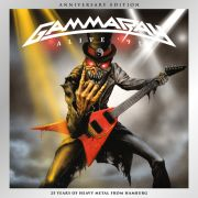 Review: Gamma Ray - Alive '95 - Anniversary Reissue