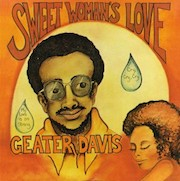 Geater Davis: Sweet Woman's Love (1971)