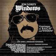 Jon Lord: Windows (1974) – 2017er Reissue