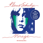Review: Klaus Schulze - Mirage - 40th Anniversary Edition
