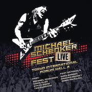 DVD/Blu-ray-Review: Michael Schenker - Michael Schenker Fest Live – Tokyo International Forum Hall A