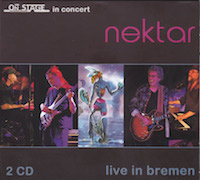Review: Nektar - Live In Bremern - On Stage In Concert