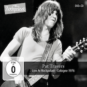 DVD/Blu-ray-Review: Pat Travers - Live At Rockpalast – Cologne 1976