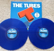 The Tubes: Live At German Television – The Musikladen Concert 1981 (Limitierte Do-LP im blauen Vinyl)