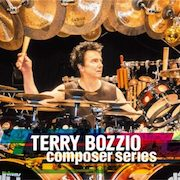DVD/Blu-ray-Review: Terry Bozzio - Composer Series (4-CD + BluRay-Box)