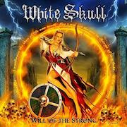 Review: White Skull - Will Of The Strong