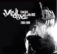 The Yardbirds: Live At The BBC 1965-1968  – 180g Remastered Vinyl