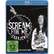 DVD/Blu-ray-Review: Bruce Dickinson - Scream For Me Sarajevo (DVD/BD)