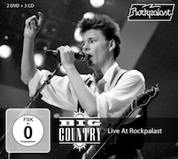 DVD/Blu-ray-Review: Big Country - Live At Rockpalast 1986 & 1991
