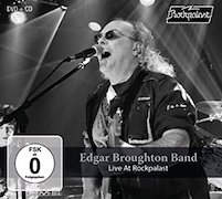 DVD/Blu-ray-Review: Edgar Broughton Band - Live At Rockpalast
