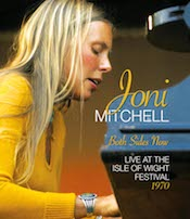 DVD/Blu-ray-Review: Joni Mitchell - Both Sides Now – Live At The Isle Of Wight Festival 1970