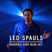 "Review: Leo Spauls - ""Heaven's Deep Blue Sky"" (feat. Mike Garson)"