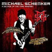 Michael Schenker: A Decade Of The Mad Axeman