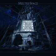 Melted Space: Darkening Light