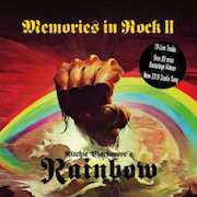 Review: Rainbow - Ritchie Blackmore's RAINBOW – Memories In Rock II