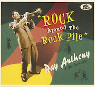 Review: Ray Anthony - Rock Around The Rock Pile