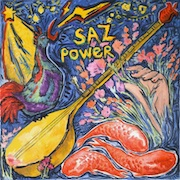 Review: Various Artists - SAZ Power