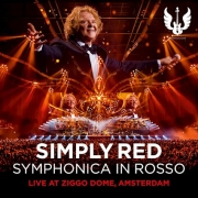 DVD/Blu-ray-Review: Simply Red - Symphonica in Rosso