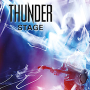 DVD/Blu-ray-Review: Thunder - Stage – Limited 2CD+BluRay-Edition