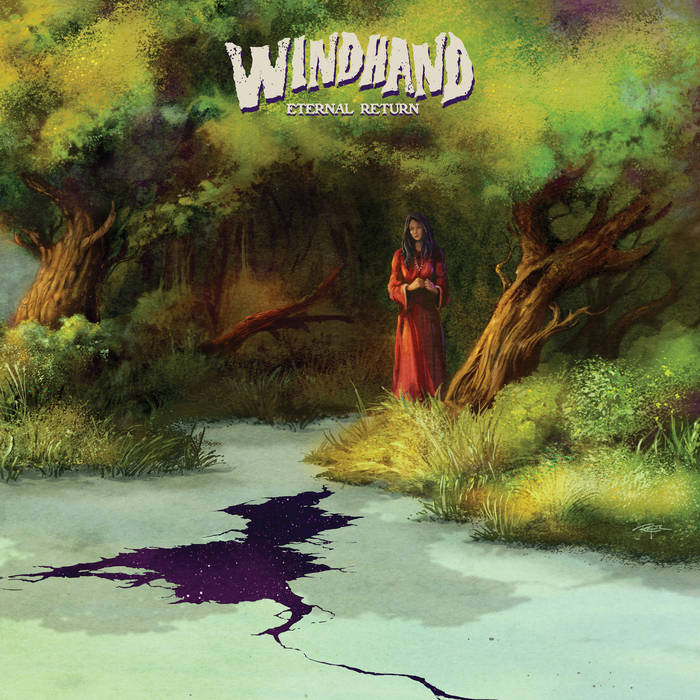 DVD/Blu-ray-Review: Windhand - Eternal Return