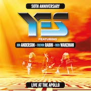 DVD/Blu-ray-Review: Yes - Live At The Apollo - 50th Anniversary