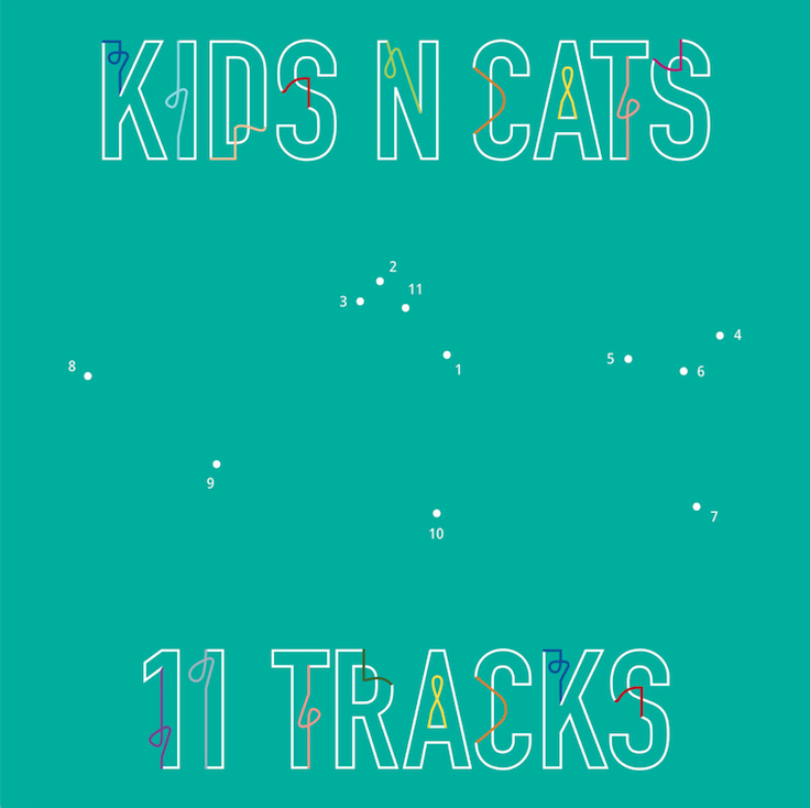 Review: Kids n Cats - 11 Tracks