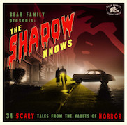 DVD/Blu-ray-Review: Various Artists - The Shadow Knows – 34 Scary Tales From The Vaults Of Horror