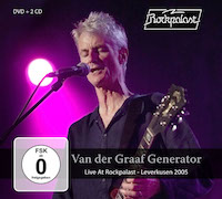 DVD/Blu-ray-Review: Van Der Graaf Generator - Live At Rockpalast – Leverkusen 2005