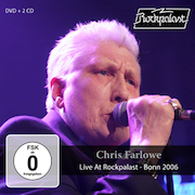DVD/Blu-ray-Review: Chris Farlowe - Live At Rockpalast 2006 (gemeinsam mit Norman Beaker Band)