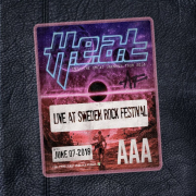 DVD/Blu-ray-Review: H.E.A.T. - Live At Sweden Rock Festival