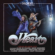 DVD/Blu-ray-Review: Heart - Live in Atlantic City