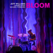 DVD/Blu-ray-Review: Jeff Williams - Bloom