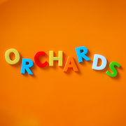 Orchards: Young / Mature Me – Single im orangen Vinyl