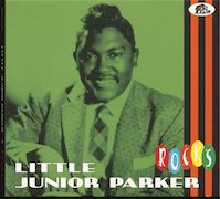 Little Junior Parker: Rocks <br>= Kurz-Review =