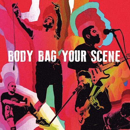 Riskee & The Ridicule: Body Bag Your Scene