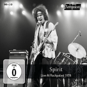 Spirit: Live At Rockpalast 1978