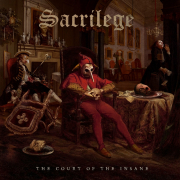 Review: Sacrilege - The Court of the Insane