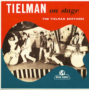 The Tielman Brothers: Tielman On Stage