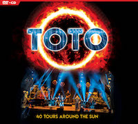 DVD/Blu-ray-Review: Toto - 40 Tours Around The Sun