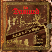 DVD/Blu-ray-Review: The Damned - Black Is The Night - The Anthology