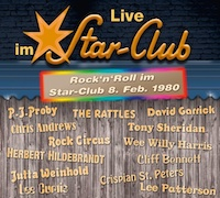 Various Artists: Live im Star-Club – Rock'n'Roll im Star-Club 8. Feb. 1980 <br>= Kurz-Review =