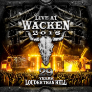 Wacken: Live At Wacken 2018: 29 Years Louder Than Hell