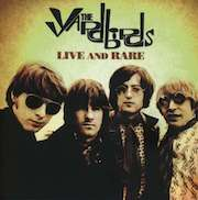 DVD/Blu-ray-Review: The Yardbirds - Live And Rare – Limited Edition