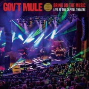 DVD/Blu-ray-Review: Gov't Mule - Bring On The Music – Live At The Capitol Theatre