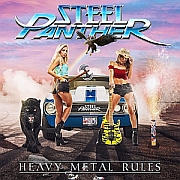 DVD/Blu-ray-Review: Steel Panther - Heavy Metal Rules