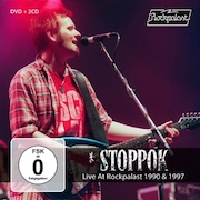 DVD/Blu-ray-Review: Stoppok - Live At Rockpalast 1990 & 1997