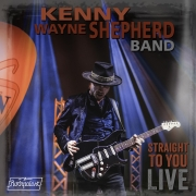 Kenny Wayne Shepherd Band: Straight To You: Live