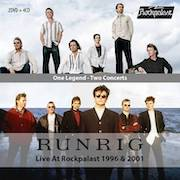 Runrig: One Legend – Two Concerts; Live At Rockpalast 1996 & 2001