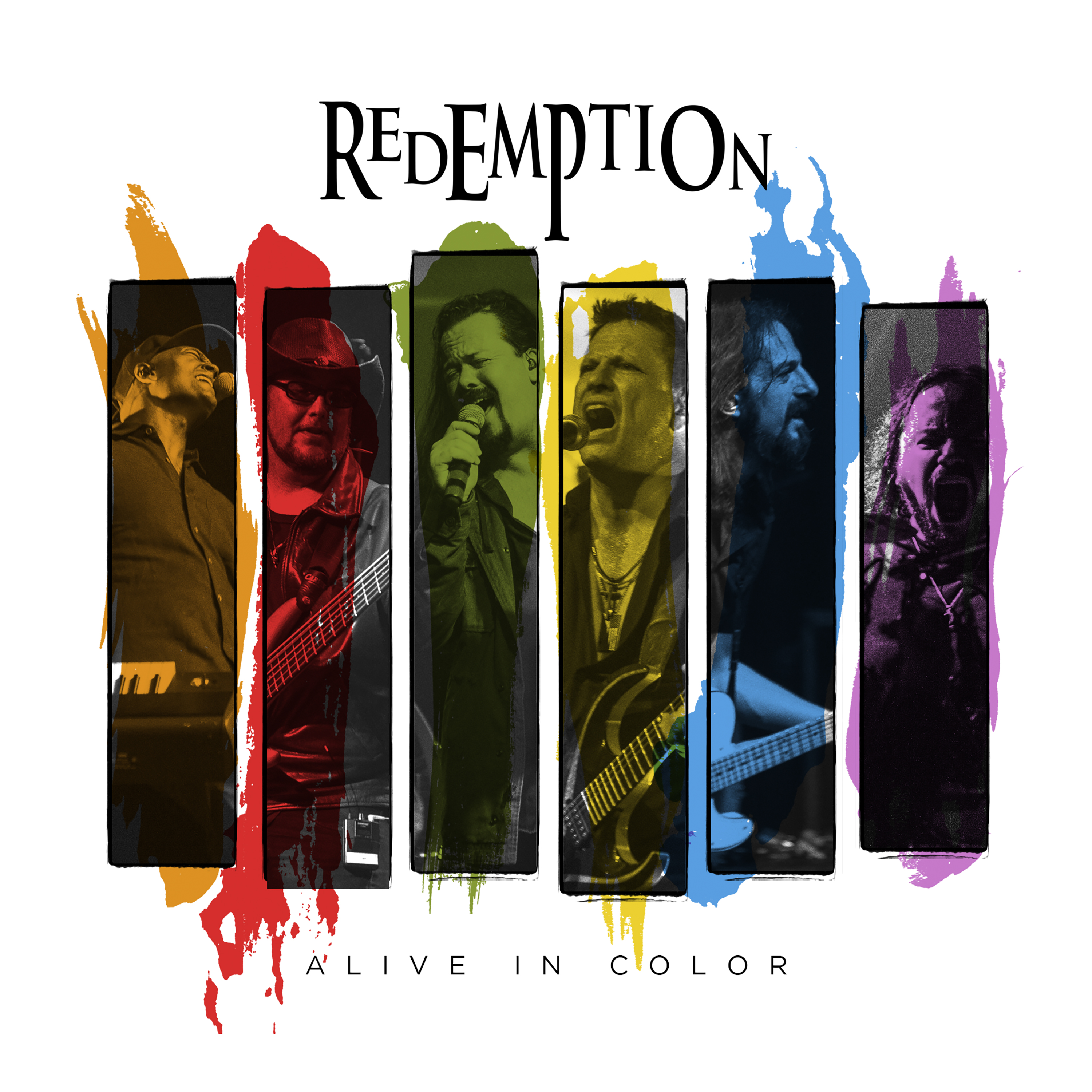 Redemption: Alive In Color